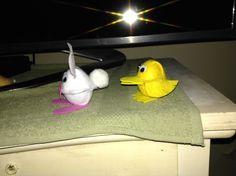 CJ Original - Cadbury Cream Egg Creation - Duck and Rabbit