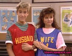 Saved by the Bell is still one of my favorite TV shows.