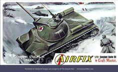 Airfix Craft Master Joseph Stalin III Tank
