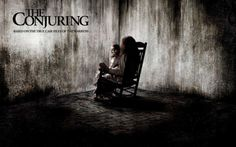 The Conjuring - USA, 2013 - I didn't plan to watch The Conjuring. I was feeling rather bored being home alone one Sunday afternoon and I