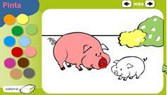 Escuela infantil castillo de Blanca: LOS ANIMALES: DE TODO UN POCO