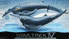 I want this sooooo bad - Star Trek IV's Whales Are Now A Bobblehead, Because Why The Hell Not