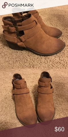 BC Born in California Ankle Boots Great condition. Only worn a few times. Shoes Ankle Boots & Booties