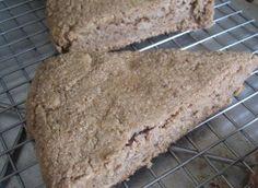 maple almond pecan scones #vegan #macrobiotic
