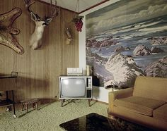 Stephen Shore, Stampeder Motel, Ontario, Oregon, July 19, 1973