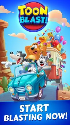 Toon Blast is an interesting puzzle game. You will be entering a cartoon world starring Cat Cooper, Wally Wolf, and Bruno Bear. Cartoon Puzzle, Duck Cartoon, Peak Games, Android Library, Free Android Games, Android Apps, Android Box, Android Tricks, Android Watch