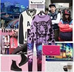 """""""turning hipster"""" by silda ❤ liked on Polyvore"""