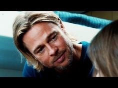 """World War Z Trailer 2013- Official movie teaser 2012 trailer in HD - starring Brad Pitt, Mireille Enos, David Morse and Matthew Fox - upcoming post-apocalyptic horror film directed by Marc Forster - based on a novel by Max Brooks.    """"World War Z"""" movie hits theaters June 21, 2013.    Brad Pitt stars as Gerry Lane, a worker at the United Nations, as..."""