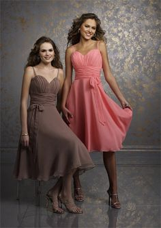 Affairs Bridesmaid Collection by Mori Lee - 750