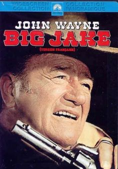 Directed by George Sherman, John Wayne.  With John Wayne, Richard Boone, Maureen O'Hara, Patrick Wayne. The McCandles ranch is run over by a gang of cutthroats led by the evil John Fain. They kidnap little Jacob McCandles and hold him for a million dollar ransom. There is only one man who is brave enough and smart enough to bring him back and that man is Big Jake.