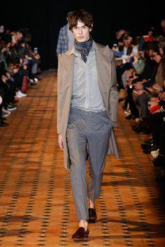 Officine Générale | Menswear - Autumn 2018 | Look 1