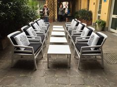 Merveilleux Nardi Aria Chair In Milano Italy