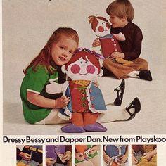 Dressy Bessie & Dapper Dan