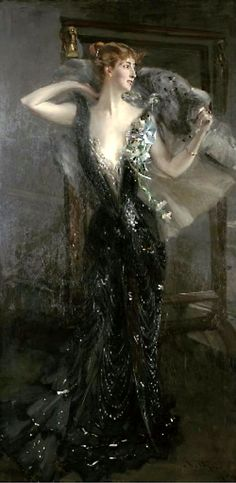 La Contessa Speranza by Giovani Boldini in 1899