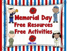LMN Tree: Memorial Day: Free Resources and Activities