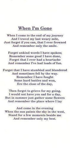 I just love this. Gary Lee Bennett i will only ever remember the good and noone or nothing can take that away from us. I knew u better then anyone and i know in my hear that seeing me putting on a smile and facing the day and giving OUR boys the life they have now is enough t o mske u smile down on me every second of everyday. I just miss seeing that smile and hearing that laugh oh so very much