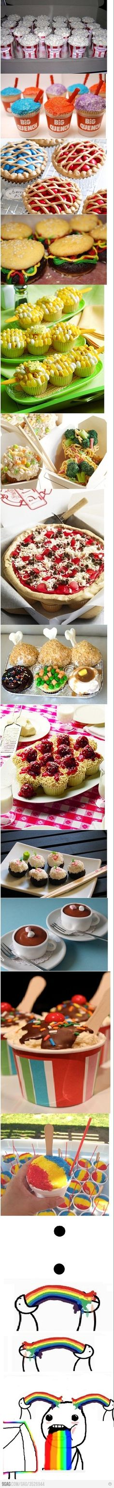 Cupcakes! #cupcake #food