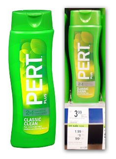 Pert Plus Shampoo and Conditioner, Only $0.24 at Walgreens!