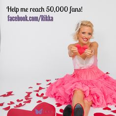 Help us get to 50,000 fans!