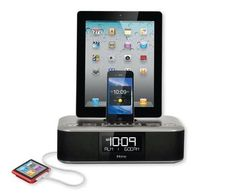 iHome iD99 Dual Dock Speaker