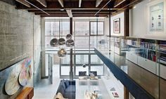 ANTES & DEPOIS #3: Construçãohistórica étransformada em lofts modernos