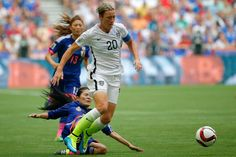 Abby Wambach, U.S. World Cup Team's Soul, Soars Despite a Lesser Role - The New York Times