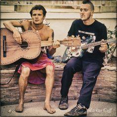 John Frusciante - Flea