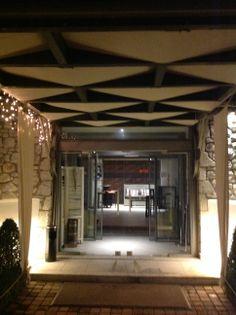 Riviera Entrance