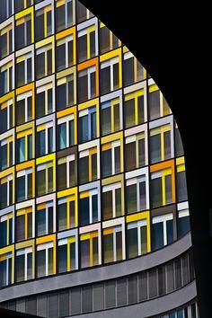 ADAC (German automobil club) headquarters architecture