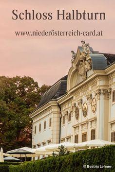Burgenland: Das imposante Schloss Halbturn lädt zu jährlich wechselnden Ausstellungen ein. Dabei kann auch der wunderschöne Park besucht werden, der perfekt für ausgedehnte Spaziergänge geeignet ist. Im Restaurant kann man sich abschließend kulinarisch verwöhnen lassen. Ein Ausflugsziel für die ganze Familie! Mit der Niederösterreich-CARD gibt es freien Eintritt! #burgenland #ausflugsziel #ausflugstipp #nöcard #niederösterreichcard #ausflug Restaurant, Park, Exhibitions, Pens, Road Trip Destinations, Interesting Facts, Viajes, Diner Restaurant, Parks