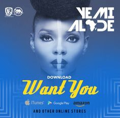 Audio:Yemi Alade Want You|Mp3 Download   Enjoy Your Life  Music
