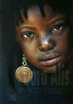 Portrait 92 - Dora Alis