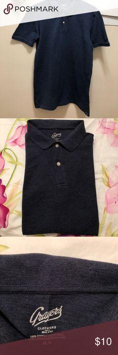 Grayers Mens polo shirt Grayers Mens polo shirt.Very good condition. Grayers Shirts Polos