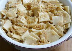 Így még finomabb lesz a káposztás tészta! - Egy az Egyben Vegan Menu, Vegan Recipes, Hungarian Recipes, Dessert Recipes, Desserts, Pasta Dishes, Feta, Potato Salad, Food To Make
