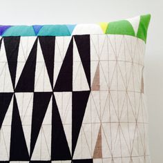 Original Rare Pythagorus 50s Fabric Cushion cover by Sven Markelius  - Mid Century Modern Collectible by Janefoster on Etsy https://www.etsy.com/listing/252622666/original-rare-pythagorus-50s-fabric