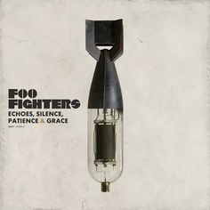 Foo Fighters CD Cover by Invisible Creature