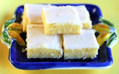 Lovely lemon bars - CSMonitor.com
