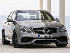 Mercedes Reveals New E63 AMG