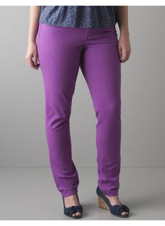 Plus Size Colored Jeans - Is Jeans