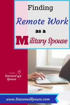 Every military spouse looking for rewarding work needs to bookmark this website ~ Seasoned Spouse Military Deployment, Military Spouse, Military Veterans, Military Life, Job Page, Temporary Jobs, Deployment Care Packages, Employee Retention, Army Girlfriend