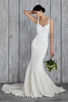 """This beautiful Nicole Miller gown """"Janey"""" will be part of our sample sale following up July 6th - 19th. Don't miss out on the opportunity to get your hands on a designer gown foe a discounted price!"""