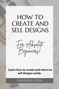 If you are looking to explore your creative side while making a little bit of income. Here are some tips to help you get started. ( This article is especially for those absolute beginners, who might not yet be skilled at using design software like Adobe. ) #Blog #Selling #Canva #Design