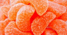 OLD FASHIONED ORANGE CANDY