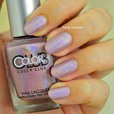 20 Gorgeous Holographic Nails That Are Simply Majestic – My hair and beauty Holographic Nails, My Hair, Halo, Chips, How To Apply, Nail Polish, Hair Beauty, Pink, Pictures