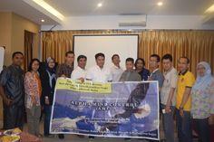 Foto Bersama di Akhir Workshop AMC Reguler Bandung