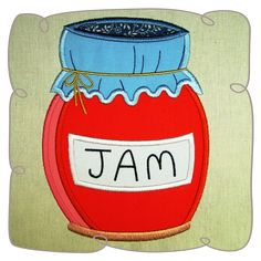 Jam Applique