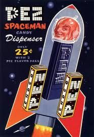 Spaceman Pez! I have this one hanging in my kitchen.