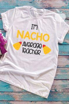 Love nachos and teac