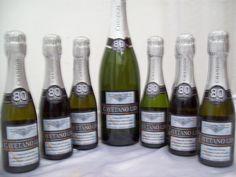 Champaña Personalizados