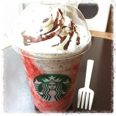 Frappuccino at Starbucks JAPAN